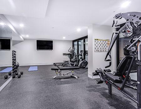 The Hudson Gym